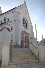 Pfarrkirche Maria Schutz, München
