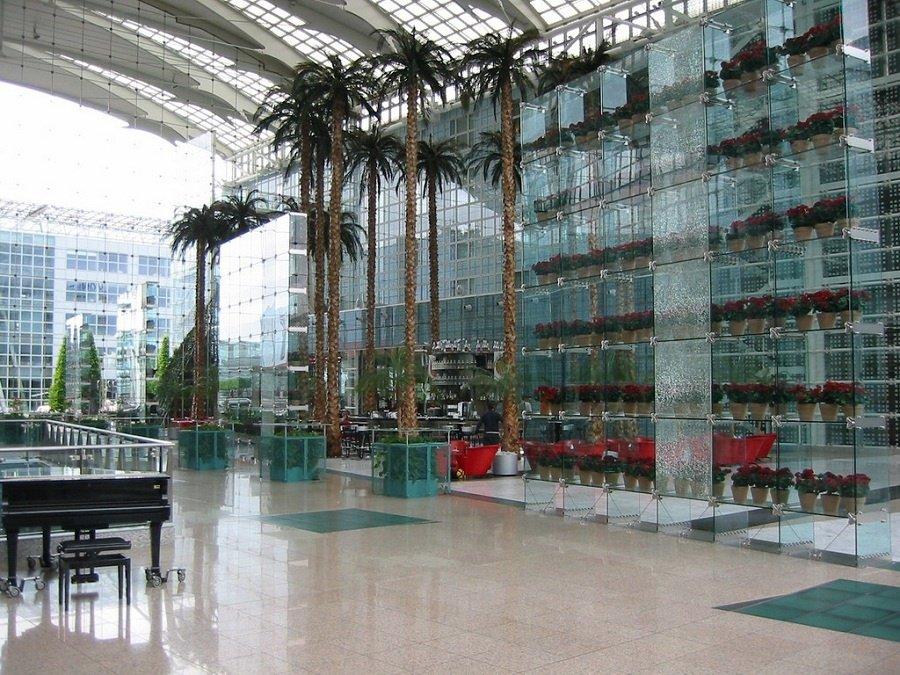 Hotels Nahe Kempinski Hotel Airport Munchen