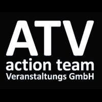 Logo action team Veranstaltungs GmbH
