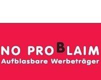 Logo NO PROBLAIM Werbeträger GmbH