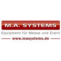 Logo M.A. Systems Gesellschaft für Eventtechnik mbH