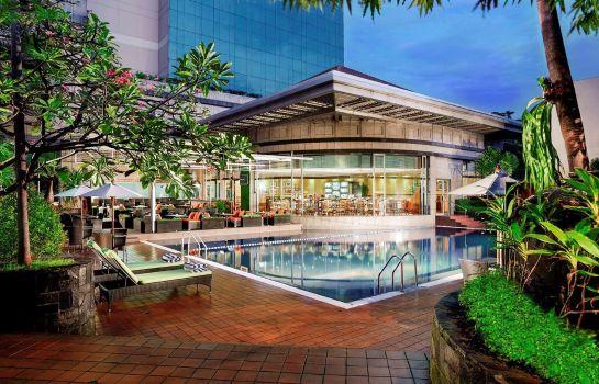 Hotels Near Jcc Jakarta Convention Center Jakarta