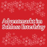 Adventmarkt im Schloss Esterházy 2020 Eisenstadt