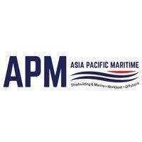 APM Asia Pacific Maritime 2020 Singapur