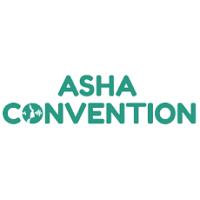 ASHA Convention 2020 San Diego