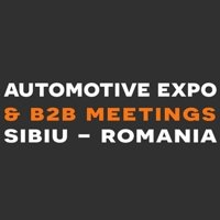 Automotive Expo & B2B Meetings 2019 Hermannstadt (Sibiu)
