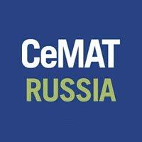 CeMAT Russia 2019 Moskau