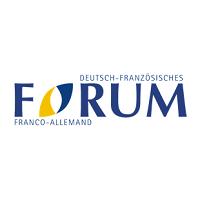 Deutsch-Französisches Forum 2020 Straßburg