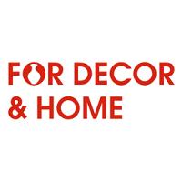 For Decor & Home 2021 Prag