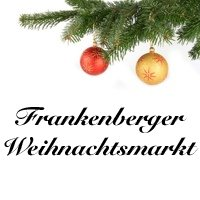Weihnachtsmarkt Frankenberg.Frankenberger Weihnachtsmarkt Frankenberg 2018