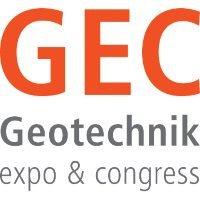 GEC Geotechnik - expo & congress 2019 Offenburg