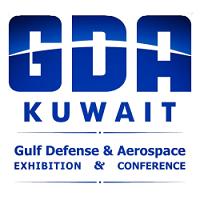 GDA Gulf Defense & Aerospace 2021 Kuwait-Stadt