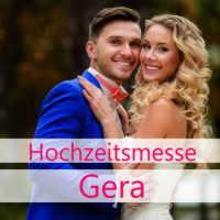 Hochzeitsmesse 2021 Gera