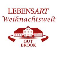 LebensArt Weihnachtswelt Gut Brook 2021 Kalkhorst