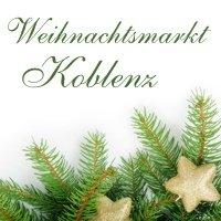 Weihnachtsmarkt 2019 Koblenz