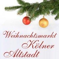 Weihnachtsmarkt Kölner Altstadt 2020 Köln