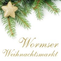 Wormser Weihnachtsmarkt.Wormser Weihnachtsmarkt Worms 2019