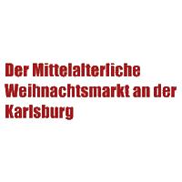 Mittelalterlicher Weihnachtsmarkt  Karlsruhe