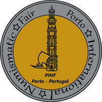 PINF Porto International Numismatic Fair  Porto