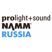 Prolight + Sound NAMM Russia 2021 Moskau