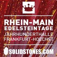 Rhein - Main - Edelsteintage 2020 Frankfurt am Main