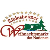 Rüdesheimer Weihnachtsmarkt der Nationen 2019 Rüdesheim am Rhein