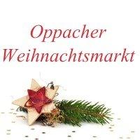 Weihnachtsmarkt  Oppach