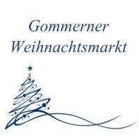 Weihnachtsmarkt  Gommern