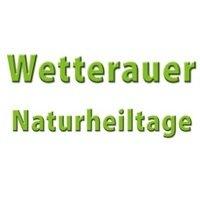 Wetterauer Naturheiltage 2021 Friedberg