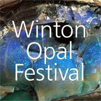 Winton Opal Festival  Winton