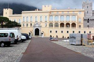 Fürstenpalast Monaco Monaco