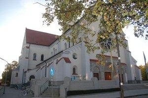 Pfarrkirche Maria Schutz München Munich