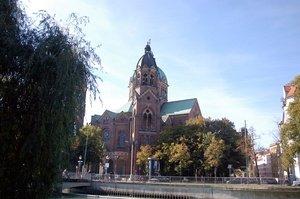 Sankt Lukas Kirche Munich