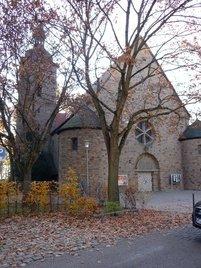 Kreuzkirche Oberndorf, Schweinfurt Schweinfurt