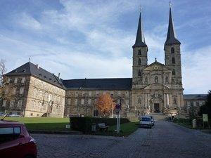 Kloster Michelsberg Bamberg Bamberg