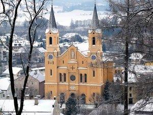 Chiesa parrocchiale a Brunico Bruneck