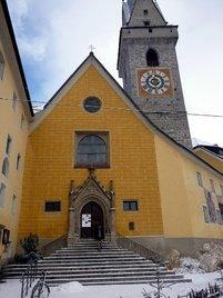 Ursulinenkirche Zum Heiligen Erlöser Bruneck