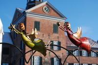 Werkstatt der Engel - Weihnachtsmarkt am Eutiner Schloss,