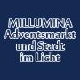 MILLUMINA Adventsmarkt und Stadt im Licht, Miltenberg