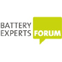 BATTERY EXPERTS FORUM, Frankfurt am Main