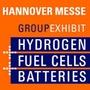 Group Exhibit Hydrogen + Fuel Cells + Batteries, Hannover