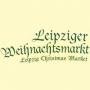 Leipziger Weihnachtsmarkt, Leipzig