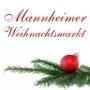 Mannheimer Weihnachtsmarkt, Mannheim