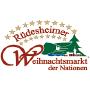 Rüdesheimer Weihnachtsmarkt der Nationen, Rüdesheim am Rhein