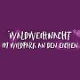 Waldweihnacht, Schweinfurt