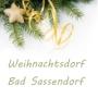 Weihnachtsdorf Bad Sassendorf, Bad Sassendorf