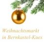 Weihnachtsmarkt, Bernkastel-Kues