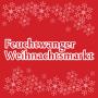 Feuchtwanger Weihnachtsmarkt, Feuchtwangen