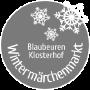 Wintermärchenmarkt Klosterhof, Blaubeuren